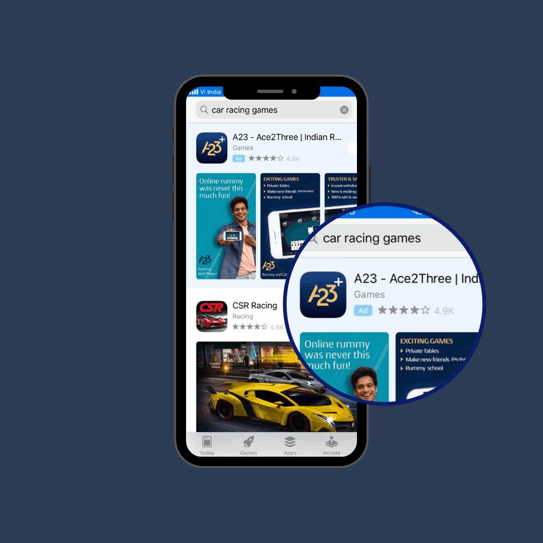 Google App Promotion Campaign